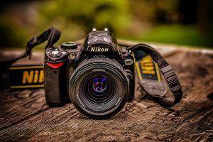 Canon Vs Nikon Fotocamera Reflex