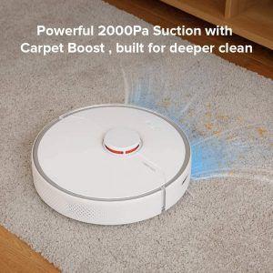 Xiaomi Vs Roomba Robot aspirapolvere