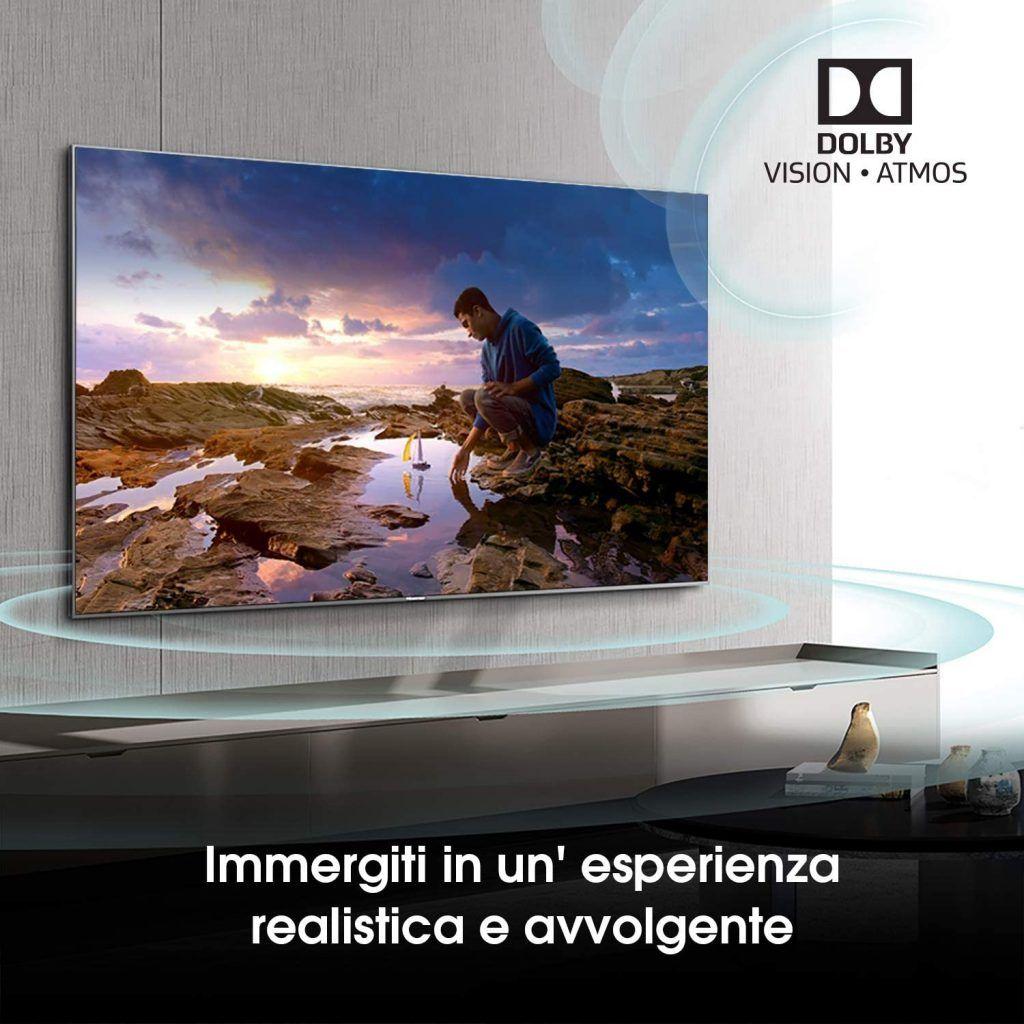 smart tv 50 pollici comparativa